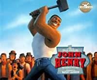 John Henry: The Legendary Folk Hero [With Book]