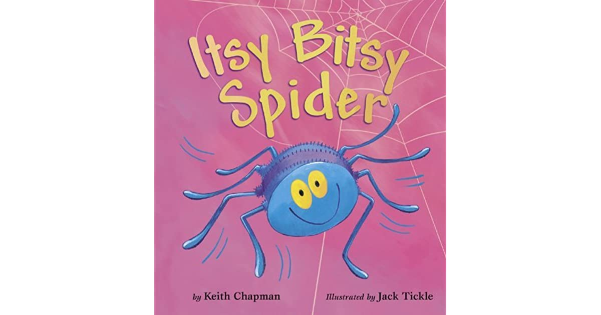 The Itsy Bitsy Spider Finally Makes It!