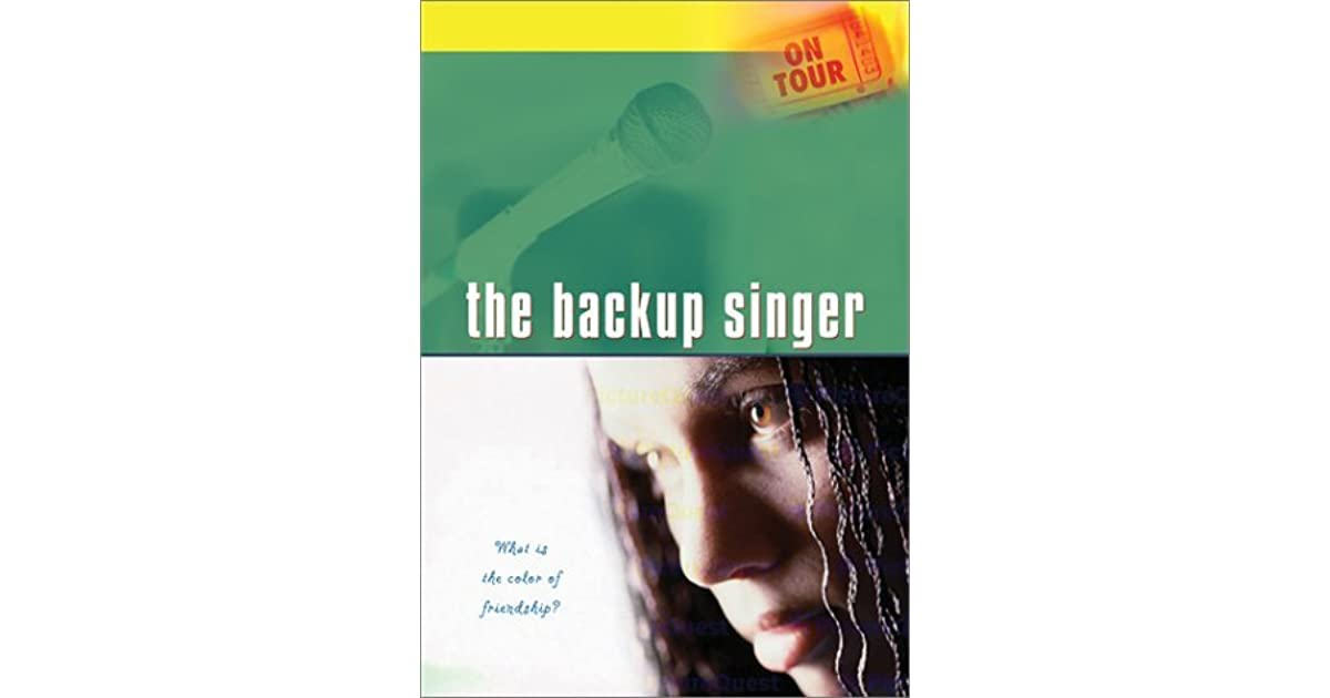 The Backup Singer What Is The Color Of Friendship By Barb Huff