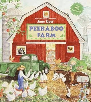 Peekaboo Farm (Great Big Board Book)