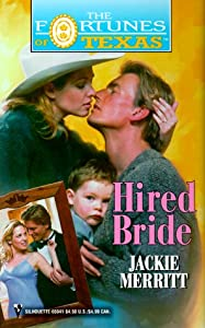 Hired Bride (Fortunes of Texas #12)
