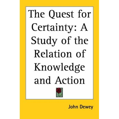 the quest for knowledge essay