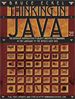 Thinking in Java [With CDROM]