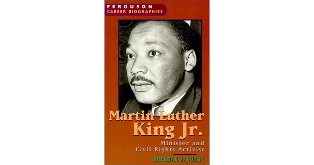 a biography of martin luther king jr a civil rights activist The facts about martin luther king jr detail the life and accomplishments of a  civil rights leader who promoted nonviolent activities.