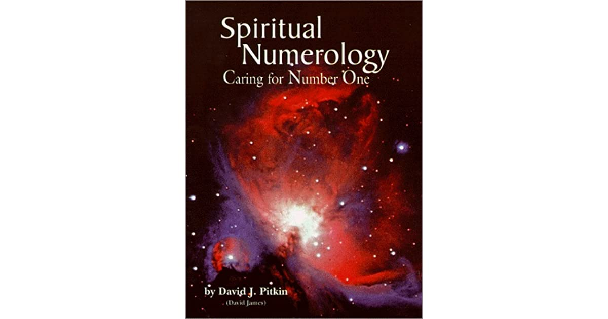 Spiritual Numerology: Caring for Number One by David J  Pitkin