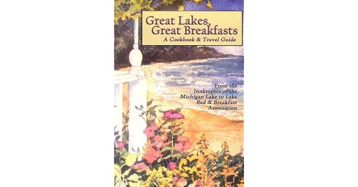 michigan bed breakfast cookbook