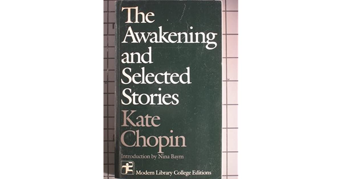 84c946a63 The Awakening, and Selected Stories by Kate Chopin (3 star ratings)