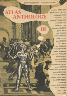 Atlas Anthology Three by Alastair Brotchie