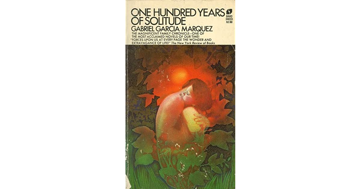 a review of the story one hundred years of solitude One hundred years of solitude draws on many of the basic narratives of the bible, and its characters can be seen as allegorical of some major biblical figures the novel recounts the creation of macondo and its earliest edenic days of innocence, and continues until its apocalyptic end, with a cleansing flood in between.