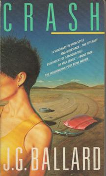 Crash by J.G. Ballard