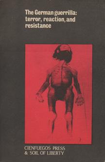 The German guerrilla by Hans Joachim Klein