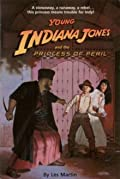 Young Indiana Jones and the princess of peril.