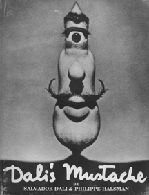 Dali's Moustache by Salvador Dalí