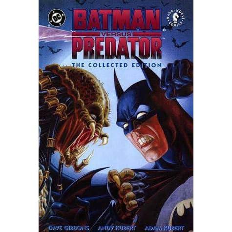 Vs pdf batman predator