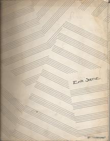 Erik Satie by John Furnival