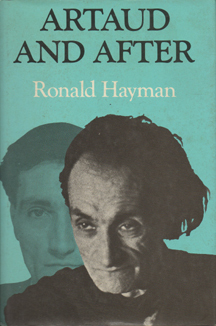 Artaud and After by Ronald Hayman