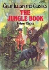 The Jungle Book (Great Illustrated Classics)