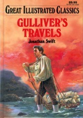 Gulliver's Travels (Great Illustrated Classics)