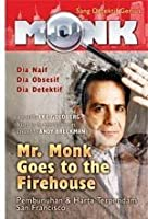 Mr. Monk Goes To Firehouse