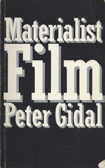 Materialist Film by Peter Gidal