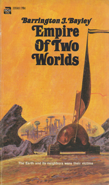 Empire of Two Worlds by Barrington J. Bayley