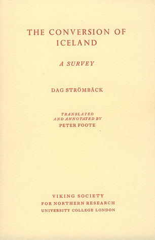 The Conversion of Iceland: A Survey