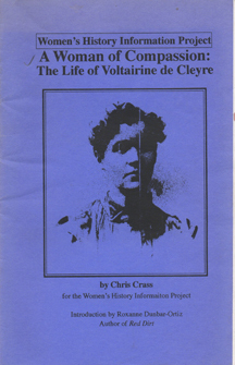 A Woman of Compassion: The Life of Voltairine de Cleyre