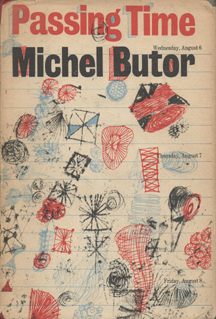 Passing Time by Michel Butor