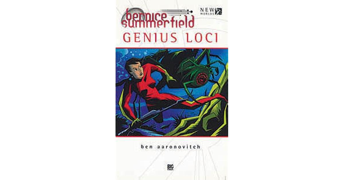 Read Genius Loci Bernice Summerfield Novels 8 By Ben Aaronovitch