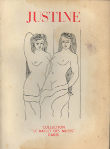 Justine or the Misfortunes of Virtue by Marquis de Sade