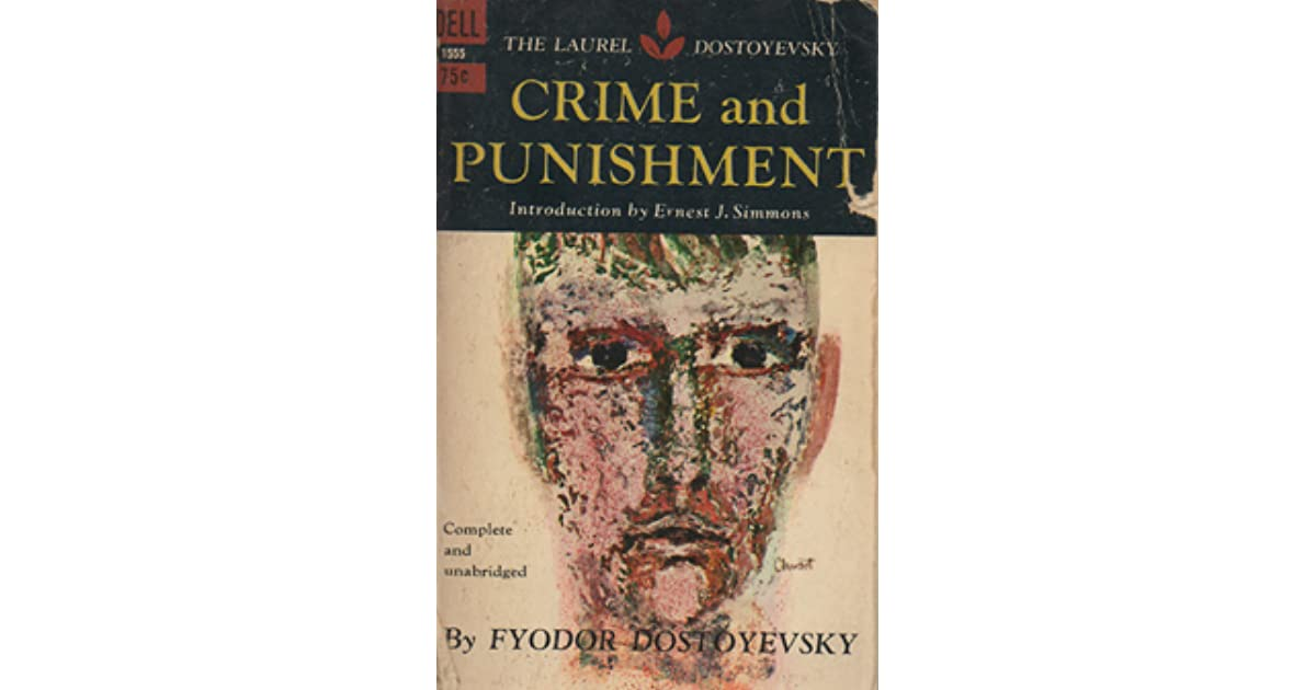 a review of fryodor dostoevskys novel crime and punishment Click to read more about crime and punishment by fyodor dostoevsky in a scene straight out of a pulp novel fyodor dostoevsky's crime and punishment.
