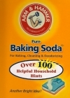 Arm & Hammer Pure Baking Soda for Baking, Cleaning & Deodorizing (Over 100 Helpful Household Hints)
