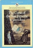 The Curse of the Blue Figurine (Johnny Dixon, #1)