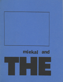 THE by mIEKAL aND