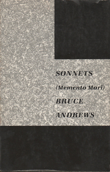 Sonnets by Bruce Andrews