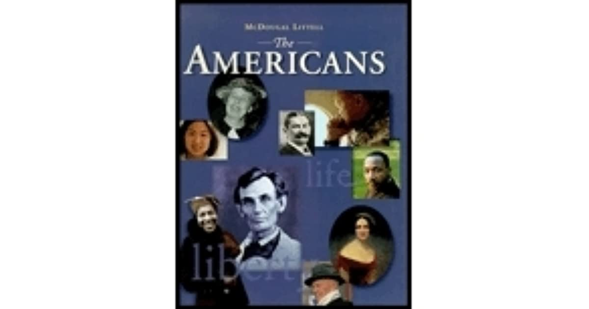 The Americans By Gerald A Danzer