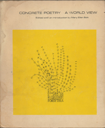 Concrete Poetry by Mary Ellen Solt