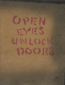 oPEN eYES uNLOCK dOORS by Robert Earl Wildwood