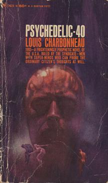 Psychedelic-40 by Louis Charbonneau
