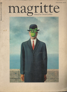 Magritte by David Larkin