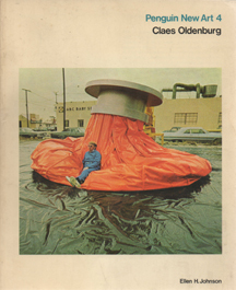 Claes Oldenburg by Ellen H. Johnson