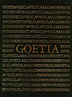 The Book of the Goetia of Solomon the King (Hardcover)