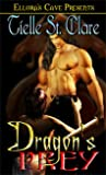 Dragon's Prey (Shadow of the Dragon, #4)