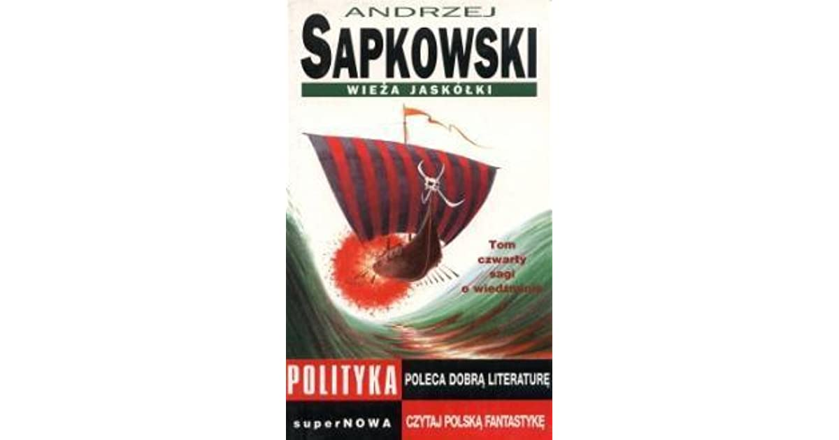 WIEZA JASKOLKI SAPKOWSKI EBOOK DOWNLOAD