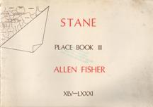 Stane by Allen Fisher