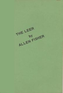 The Leer by Allen Fisher