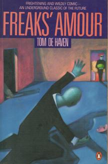 Freaks' Amour by Tom De Haven
