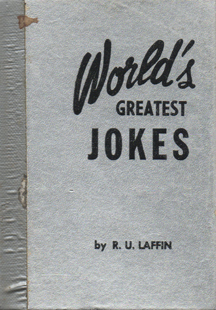 World's Greatest Jokes by R.U. Laffin