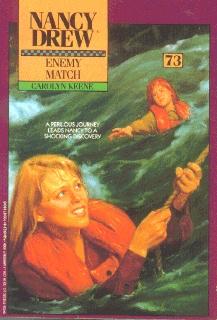 Enemy Match (Nancy Drew, #73)