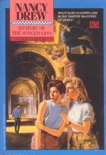 Mystery of the Winged Lion